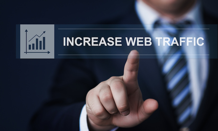 Increase Your Web Traffic by Website Revamping