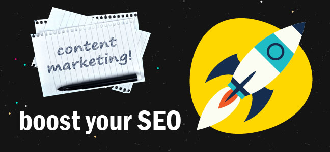 How content can boost your SEO