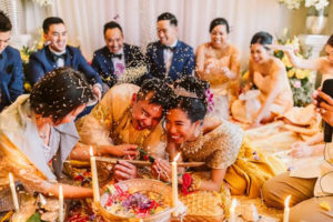 5 Unique Wedding Concepts That Could be Your Wedding Party Ideas