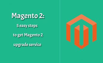 Magento 2: Five Steps to Upgrade